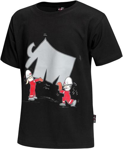 T-shirt Mammoet Kids Cartoon (2-pack) 92