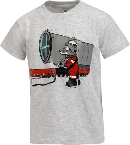 Mambo SPMT t-shirt Grey 104