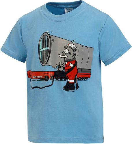 Mambo SPMT t-shirt Blue 128