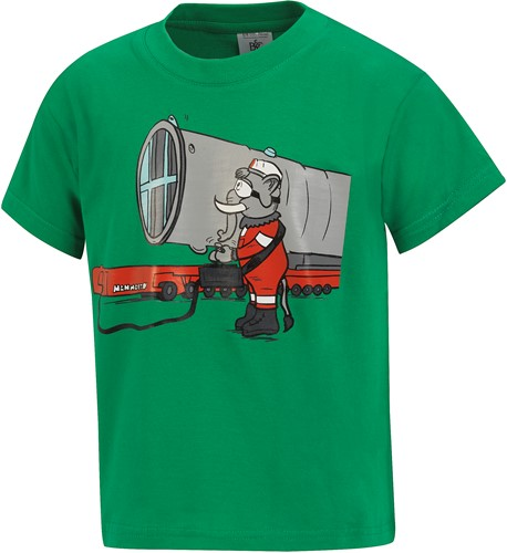 Mambo SPMT t-shirt Green 146
