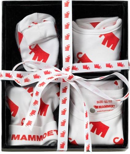 Mammoet baby gift set