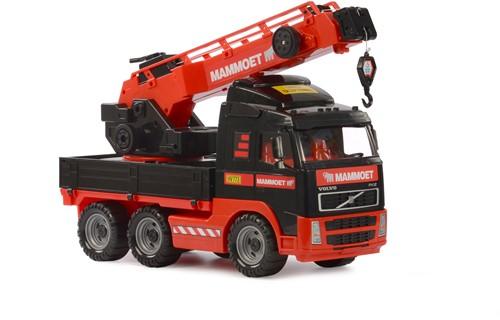 Mammoet Volvo Crane Truck