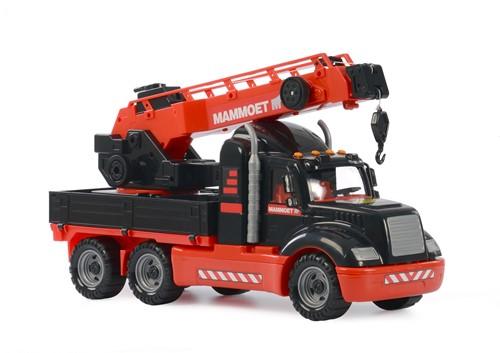 Mammoet Torpedo Crane Truck