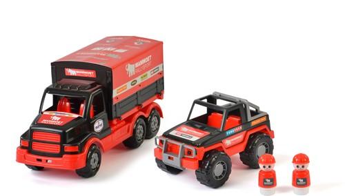 Mammoet Rally Set (Truck & Jeep)