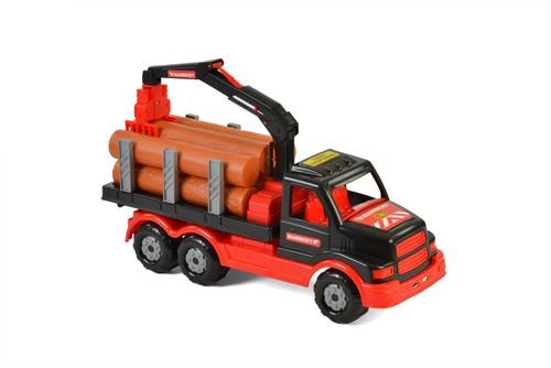Mammoet USA Wood Truck