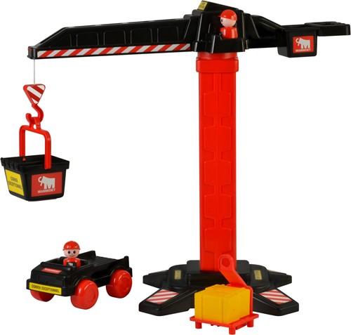 Mammoet tower crane box
