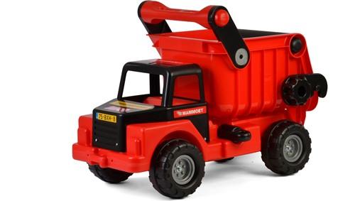 Mammoet mega tipper truck