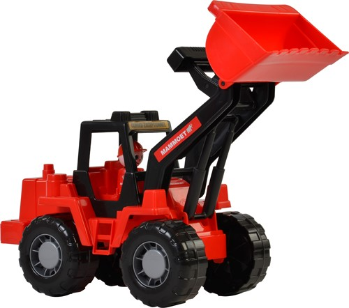 Mammoet Loader and Driver