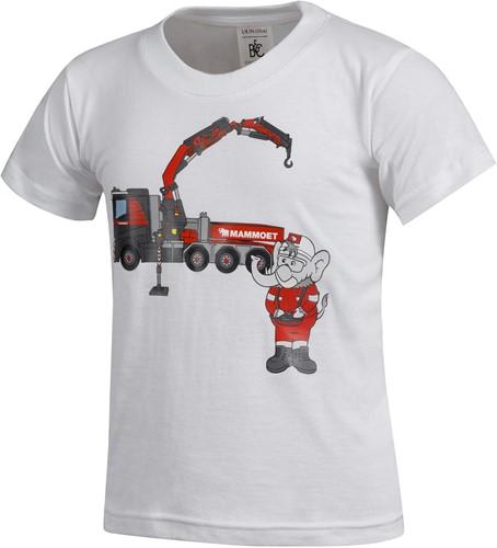 Mambo T-shirt Truck White