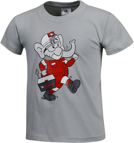 Mambo T-shirt Grey
